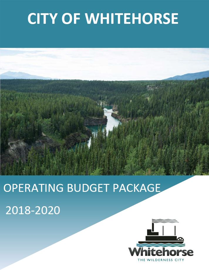 Operating Budget 2018