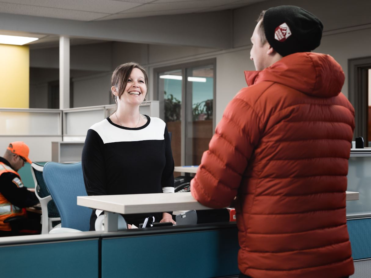 Counter Finance web