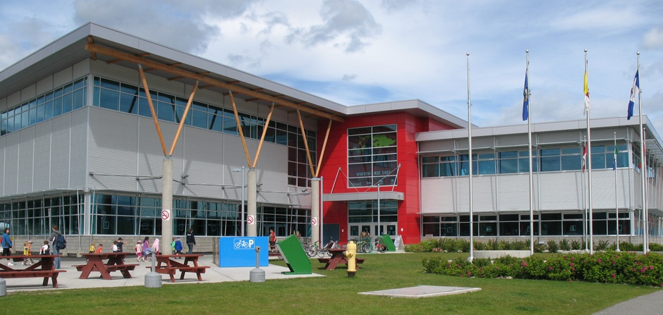 Canada Games Centre Whitehorse