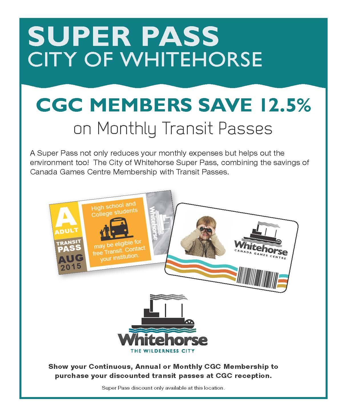 CGC Transit Super Pass