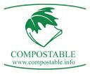Compost bag label