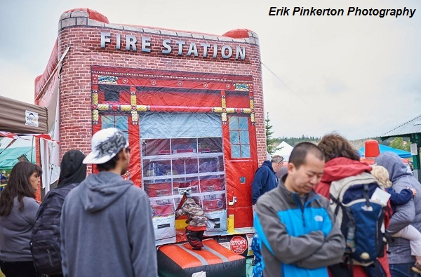 Erik Pinkerton Fire Station
