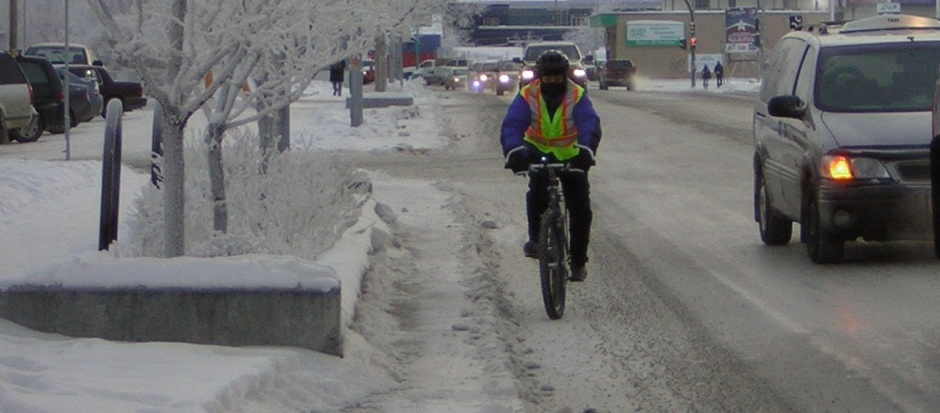 Winter Cycling 2