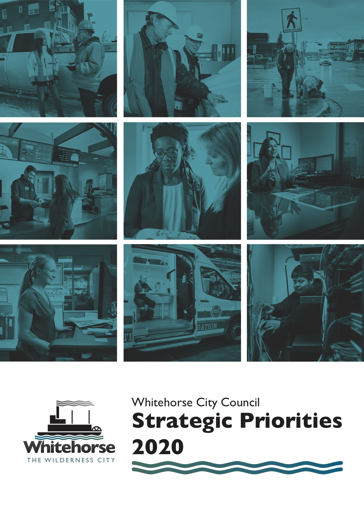 Strategic Priorities Update 2020